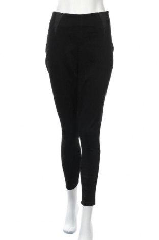 Дамски панталон Simply Be, Размер XL, Цвят Черен, 70% памук, 26% полиестер, 4% еластан, Цена 30,80лв.