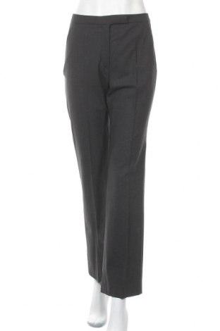 Дамски панталон St.Emile, Размер S, Цвят Сив, 97% вълна, 3% еластан, Цена 69,62лв.
