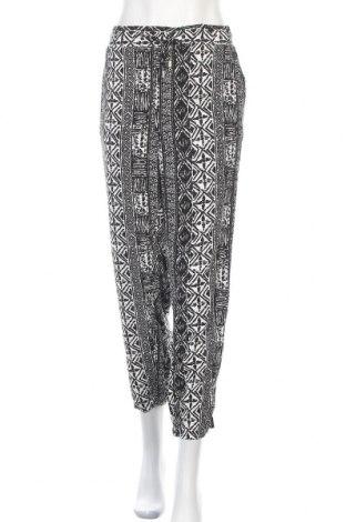 Γυναικείο παντελόνι Suzanne Grae, Μέγεθος XXL, Χρώμα Μαύρο, Βισκόζη, Τιμή 14,62€