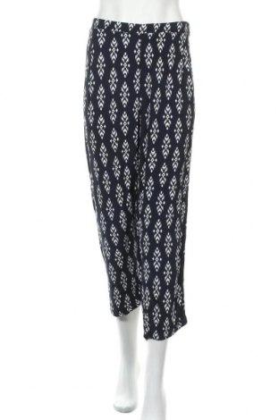 Γυναικείο παντελόνι Suzanne Grae, Μέγεθος XXL, Χρώμα Μπλέ, Βισκόζη, Τιμή 14,62€