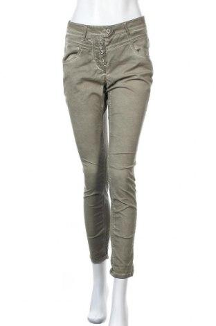 Дамски панталон Taifun, Размер M, Цвят Зелен, Цена 13,91лв.