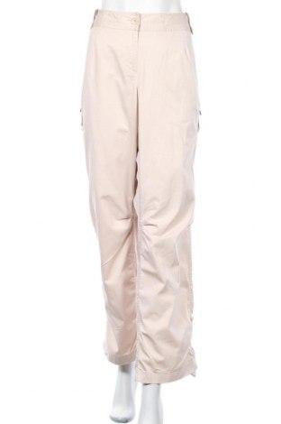 Дамски панталон Talbots, Размер 3XL, Цвят Бежов, 98% памук, 2% еластан, Цена 6,30лв.