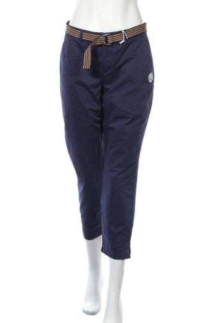 Γυναικείο παντελόνι Tom Tailor, Μέγεθος M, Χρώμα Μπλέ, 98% βαμβάκι, 2% ελαστάνη, Τιμή 26,47€