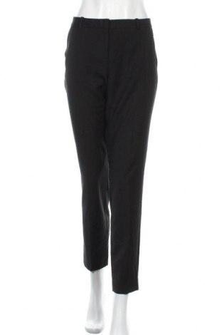 Дамски панталон WE, Размер M, Цвят Черен, 70% полиестер, 28% вискоза, 2% еластан, Цена 7,35лв.