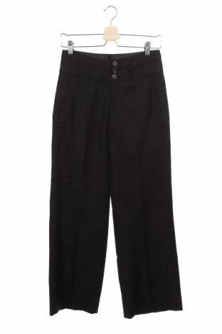 Дамски панталон WE, Размер XS, Цвят Черен, Цена 21,84лв.
