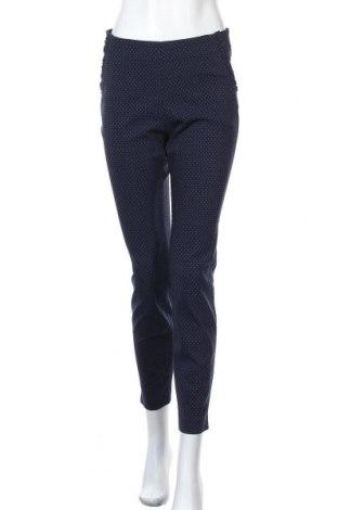 Дамски панталон Women by Tchibo, Размер S, Цвят Син, 77% вискоза, 20% полиамид, 3% еластан, Цена 8,16лв.