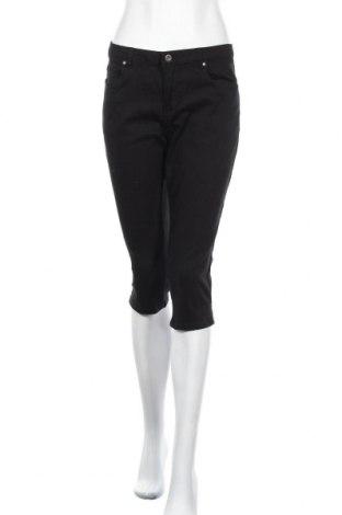 Дамски панталон Your Fashon Trend, Размер XL, Цвят Син, 98% памук, 2% еластан, Цена 16,38лв.