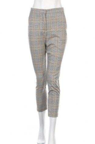 Γυναικείο παντελόνι Zara, Μέγεθος S, Χρώμα Πολύχρωμο, 66% πολυεστέρας, 32% βισκόζη, 2% ελαστάνη, Τιμή 7,99€