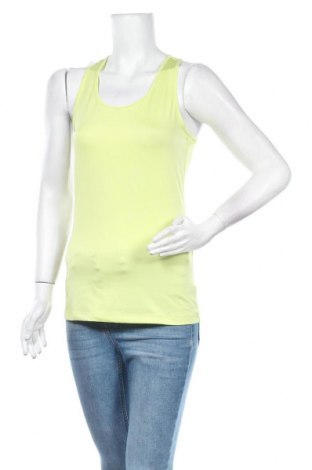 Дамски потник Active By Tchibo, Размер S, Цвят Жълт, 92% полиестер, 8% еластан, Цена 3,94лв.