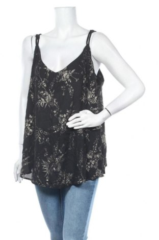 Γυναικείο αμάνικο μπλουζάκι Avella, Μέγεθος XXL, Χρώμα Μαύρο, Πολυεστέρας, Τιμή 9,35€