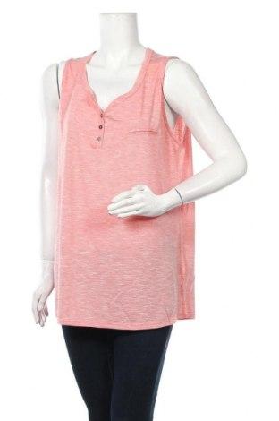 Γυναικείο αμάνικο μπλουζάκι Avella, Μέγεθος XL, Χρώμα Ρόζ , Πολυεστέρας, βισκόζη, Τιμή 9,74€