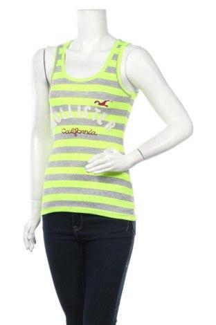 Γυναικείο αμάνικο μπλουζάκι Hollister, Μέγεθος M, Χρώμα Γκρί, Τιμή 8,64€
