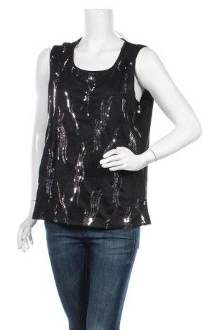 Дамски потник Liz Jordan, Размер XL, Цвят Черен, 96% полиестер, 4% еластан, Цена 13,23лв.
