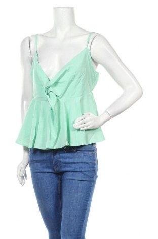Дамски потник SHEIN, Размер XL, Цвят Зелен, Полиестер, Цена 16,96лв.