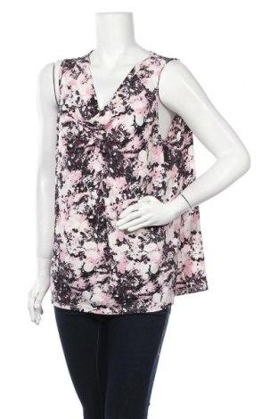 Γυναικείο αμάνικο μπλουζάκι Suzanne Grae, Μέγεθος XL, Χρώμα Πολύχρωμο, Πολυεστέρας, ελαστάνη, Τιμή 9,35€