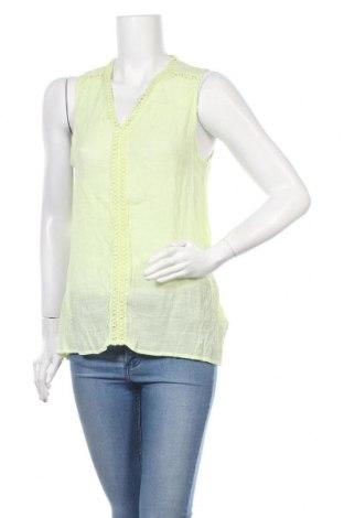 Γυναικείο αμάνικο μπλουζάκι Suzanne Grae, Μέγεθος XL, Χρώμα Πράσινο, Βισκόζη, πολυεστέρας, Τιμή 1,59€