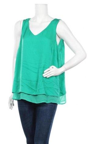 Γυναικείο αμάνικο μπλουζάκι Suzanne Grae, Μέγεθος XL, Χρώμα Πράσινο, Πολυεστέρας, Τιμή 10,39€