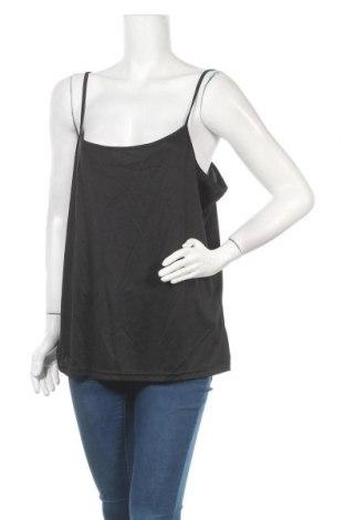 Γυναικείο αμάνικο μπλουζάκι Suzanne Grae, Μέγεθος XL, Χρώμα Μαύρο, Πολυεστέρας, Τιμή 7,27€