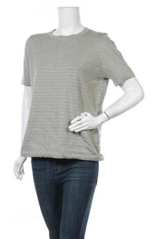 Дамски пуловер Noni B, Размер L, Цвят Зелен, 62% вискоза, 34% полиамид, 4% метални нишки, Цена 13,28лв.