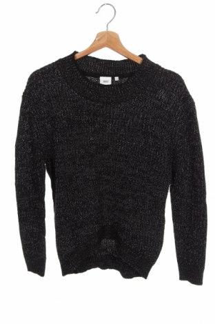 Дамски пуловер Object, Размер XS, Цвят Черен, Акрил, Цена 34,00лв.