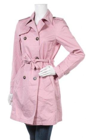 Дамски шлифер S.Oliver, Размер S, Цвят Розов, Памук, Цена 86,80лв.