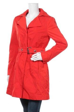 Дамски шлифер S.Oliver, Размер M, Цвят Червен, Полиестер, Цена 100,80лв.