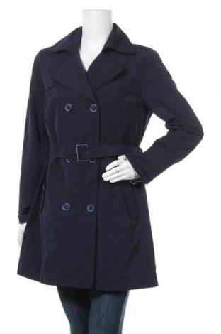Дамски шлифер S.Oliver, Размер M, Цвят Син, 52% памук, 48% полиестер, Цена 78,40лв.