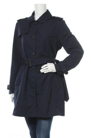 Дамски шлифер Tom Tailor, Размер L, Цвят Син, Полиестер, Цена 90,35лв.