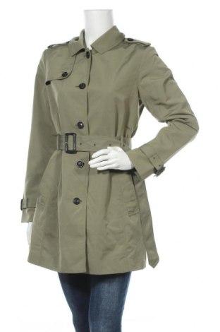 Дамски шлифер Tom Tailor, Размер S, Цвят Зелен, Полиестер, Цена 90,30лв.