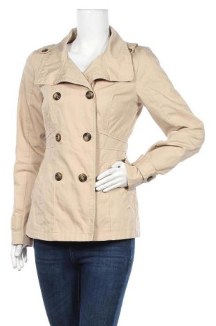 Дамски шлифер Vero Moda, Размер M, Цвят Бежов, Цена 40,90лв.