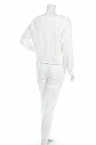Дамски спортен комплект Anna Field, Размер M, Цвят Бял, Памук, Цена 40,96лв.
