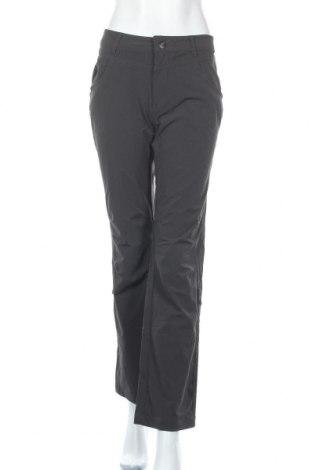Дамски спортен панталон Active By Tchibo, Размер M, Цвят Сив, 90% полиамид, 10% еластан, Цена 22,05лв.