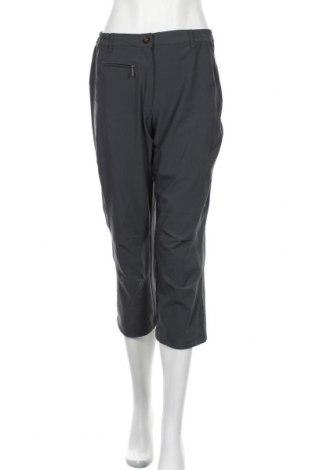 Дамски спортен панталон Shamp, Размер S, Цвят Сив, 88% полиестер, 12% еластан, Цена 22,68лв.