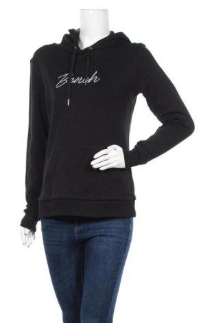 Γυναικείο φούτερ Bench, Μέγεθος S, Χρώμα Μαύρο, Βαμβάκι, Τιμή 28,50€