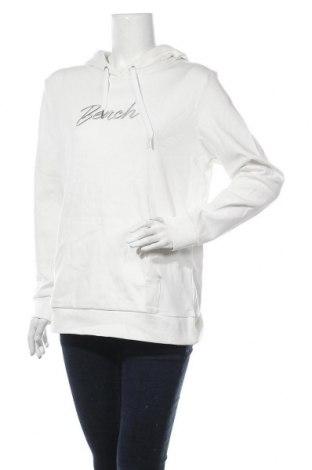 Γυναικείο φούτερ Bench, Μέγεθος XL, Χρώμα Λευκό, Βαμβάκι, Τιμή 28,50€
