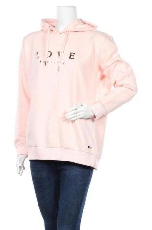Дамски суичър Buffalo, Размер XL, Цвят Розов, 60% памук, 40% полиестер, Цена 31,27лв.