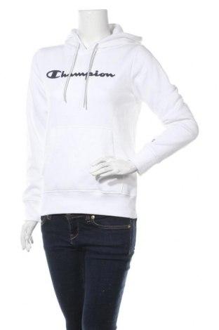 Γυναικείο φούτερ Champion, Μέγεθος M, Χρώμα Λευκό, 79% βαμβάκι, 21% πολυεστέρας, Τιμή 35,72€