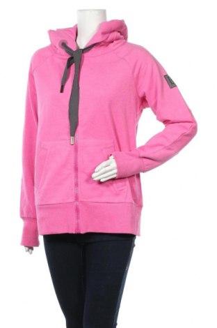 Γυναικείο φούτερ Elbsand, Μέγεθος XXL, Χρώμα Ρόζ , 67% βαμβάκι, 33% πολυεστέρας, Τιμή 35,57€