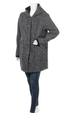 Дамско палто Polarino, Размер XL, Цвят Черен, Полиестер, Цена 69,30лв.