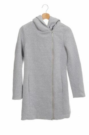 Дамско палто S.Oliver, Размер XS, Цвят Сив, 78% полиестер, 22% вискоза, Цена 85,40лв.