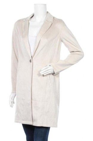 Дамско палто S.Oliver, Размер M, Цвят Сив, 89% полиестер, 11% еластан, Цена 86,80лв.