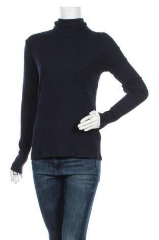 Дамско полo Christian Berg, Размер XL, Цвят Син, 95% памук, 5% еластан, Цена 31,50лв.