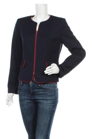 Дамско сако Ashley Brooke, Размер M, Цвят Син, Цена 33,60лв.