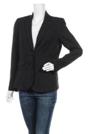 Γυναικείο σακάκι Charles Vogele, Μέγεθος L, Χρώμα Μαύρο, 94% πολυεστέρας, 6% ελαστάνη, Τιμή 4,77€
