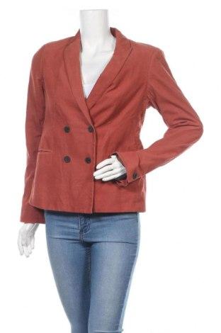 Дамско сако Maison Scotch, Размер M, Цвят Оранжев, 100% памук, Цена 58,50лв.