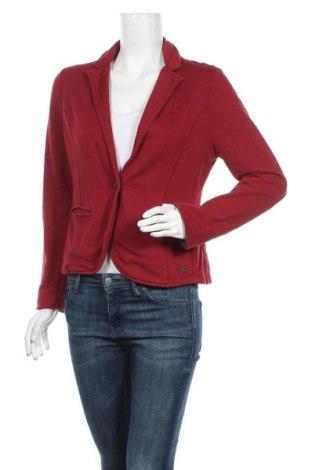 Γυναικείο σακάκι Mexx, Μέγεθος M, Χρώμα Κόκκινο, 80% βαμβάκι, 20% πολυεστέρας, Τιμή 10,23€