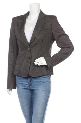 Γυναικείο σακάκι Mexx, Μέγεθος L, Χρώμα Καφέ, 50% πολυεστέρας, 39% βισκόζη, 9% μαλλί, 2% ελαστάνη, Τιμή 11,14€