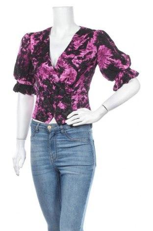 Γυναικείο σακάκι Michelle Keegan, Μέγεθος S, Χρώμα Βιολετί, Βισκόζη, Τιμή 12,16€