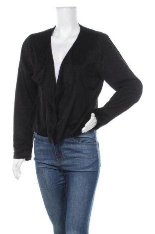 Дамско сако Multiblu, Размер L, Цвят Черен, Цена 23,21лв.