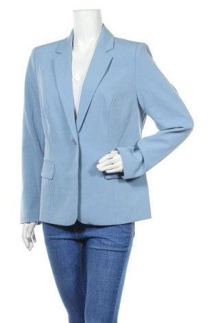 Дамско сако Tamaris, Размер XL, Цвят Син, 97% полиестер, 3% еластан, Цена 46,87лв.